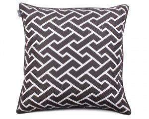 Decorative pillow  Maze Gray 60x60 cm