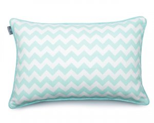 Decorative pillow  Zig Zag Mint 40x60 cm