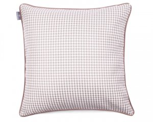 Decorative pillow  Check Milk Chocolate 60x60 cm